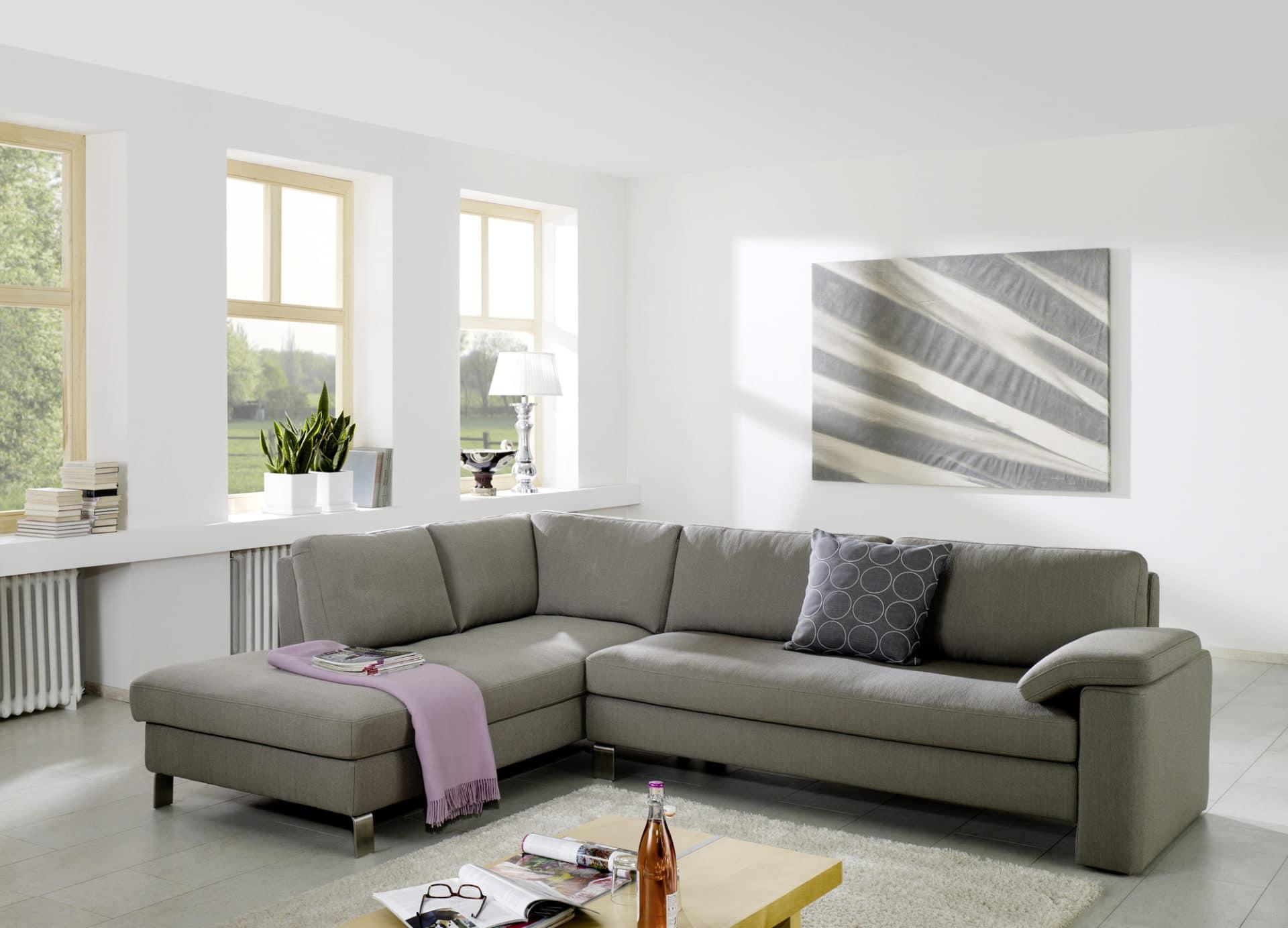 sofasystem siena 2 5 sitzer mit ottomane ko control. Black Bedroom Furniture Sets. Home Design Ideas