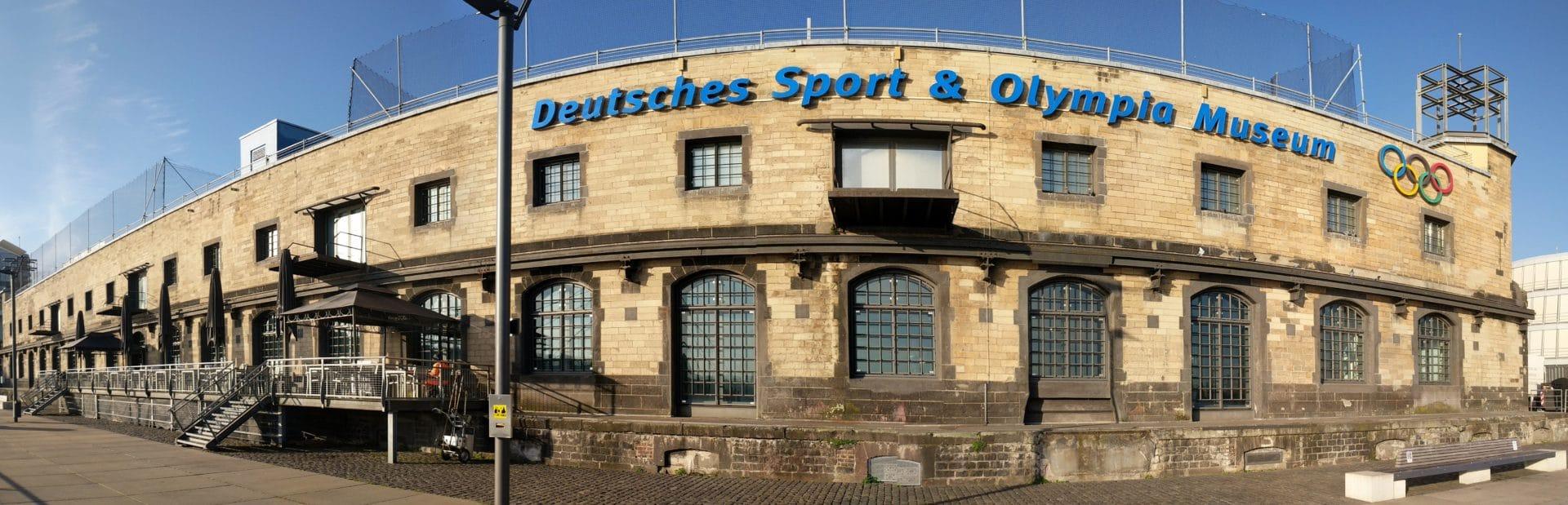 Deutsches Sport & Olympia Museum Köln