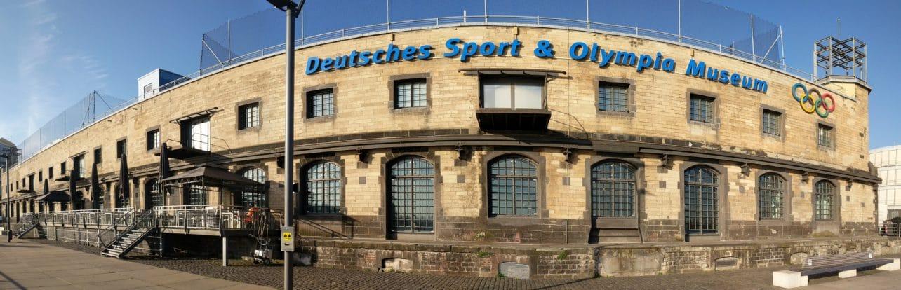 Die ÖkoControl - Sonderausstellung 2018 in den Räumlichkeiten des Sport- und Olympiamuseums