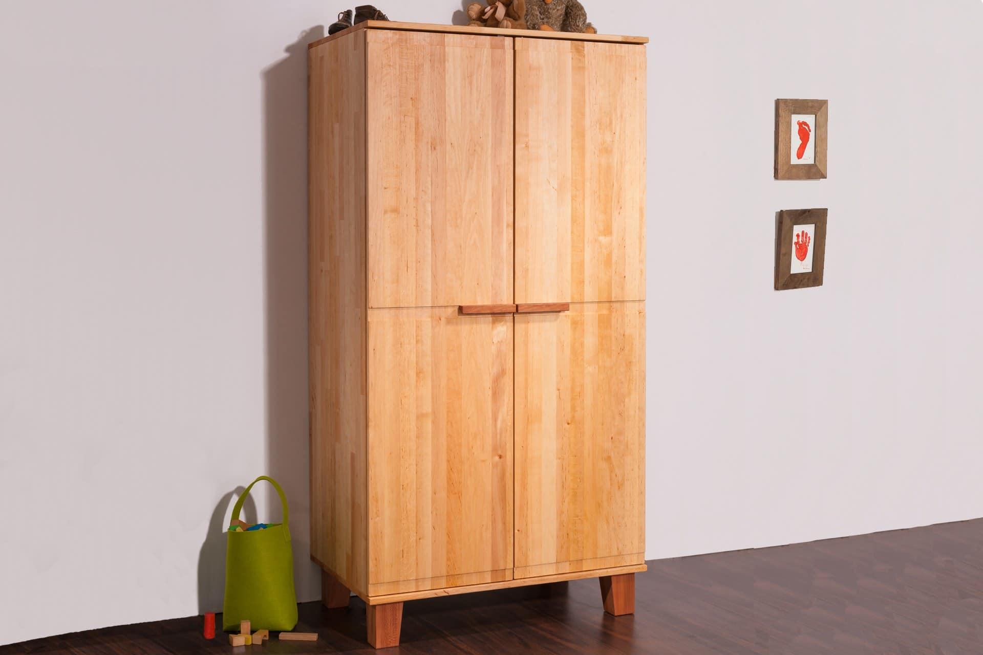 kleiderschrank benevita 2 t ren ko control. Black Bedroom Furniture Sets. Home Design Ideas